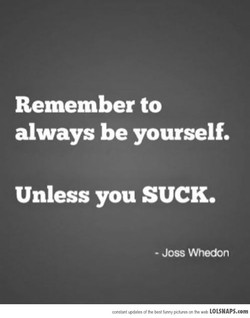 Remember to 