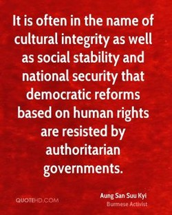 It is often in the name of 