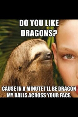 CAUSE IN A MINUTE I'LL BE DRAGON 