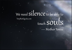 We need S to be able to 