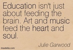 Education isn't just 