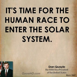 IT's TIME FOR THE 