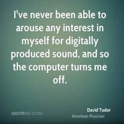 I've never been able to 