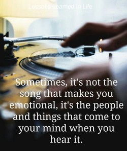 Sometimes, it's not the 