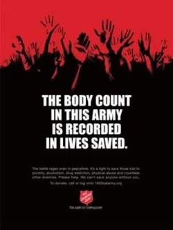 THE BODY COUNT 