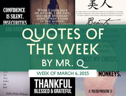 CONFIDENCE WH I LOOK BACK 