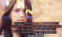 ACCEPT EVERYTHING ABOUT *OURSELF 