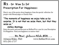 RX - Dr Wow Is In!