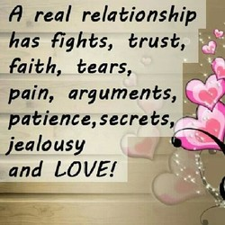 B real relationship 