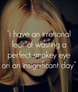 i ave an irrational 