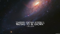 USOMEWUERE, SOMETHING INCREDIBLE IS 