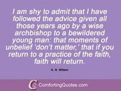 I am shy to admit that I have 