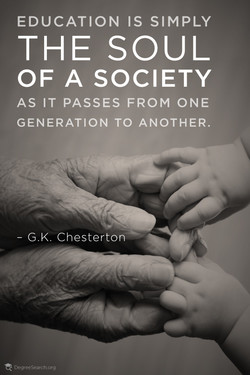 EDUCATION IS SIMPLY 
