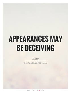 APPEARANCES MAY 