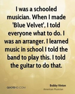 I was a schooled 