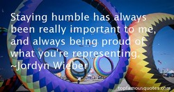 taying humble has Iway 