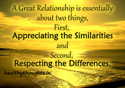 A Great Relationship is essentially 