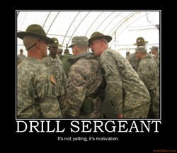DRILL SERGEANT 