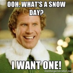 OOH?WHAT'S A SNOW 