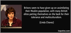 Britons seem to have given up on assimilating 