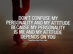 DON'T CONFUSE MY 