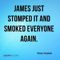 JAMES JUST 