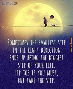 SOMETIMES THE SMALLEST I 