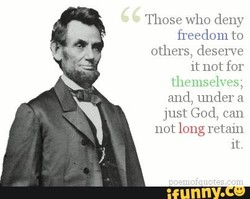 Those who deny 