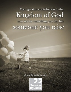 Your greatest contribution to the 