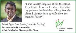 'I was Inltlally skeptical about the Blood 