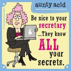 aunty acid 