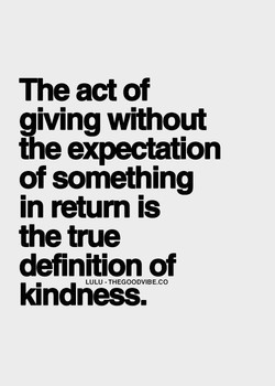 The act of 
