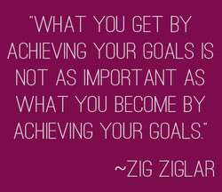 'WHAT YOU GET BY 