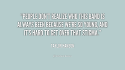 DON'T REALIZE WHO THIS BAND IS 