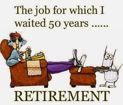 The job for which I 