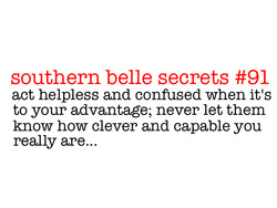 southern belle secrets #91 