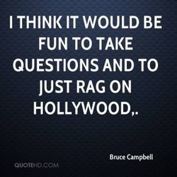 I THINK IT WOULD BE 