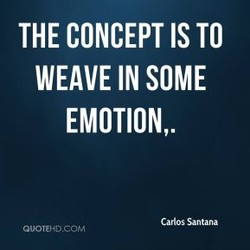 THE CONCEPT IS TO 