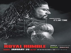 ROMAN REIGNS 