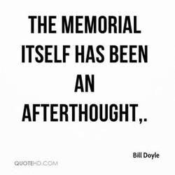 THE MEMORIAL 