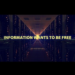 INFORMATION TO BE FREE