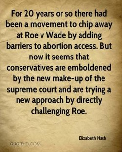 For 20 years or so there had 