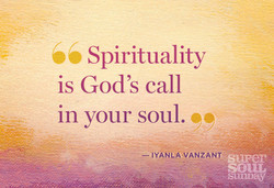 Spirituality 