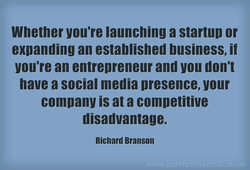 Whether you're launching a startup or 