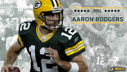 2011 NFLMOST VALUABLE PLAYÉk4 AARON RODGERS
