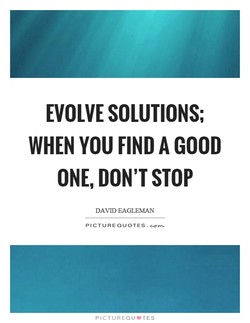 EVOLVE SOLUTIONS; 