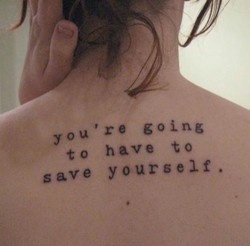 you're going 