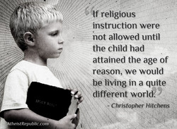If religious 