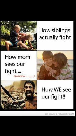 How mom 