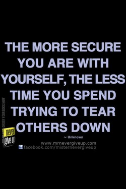 THE MORE SECURE 